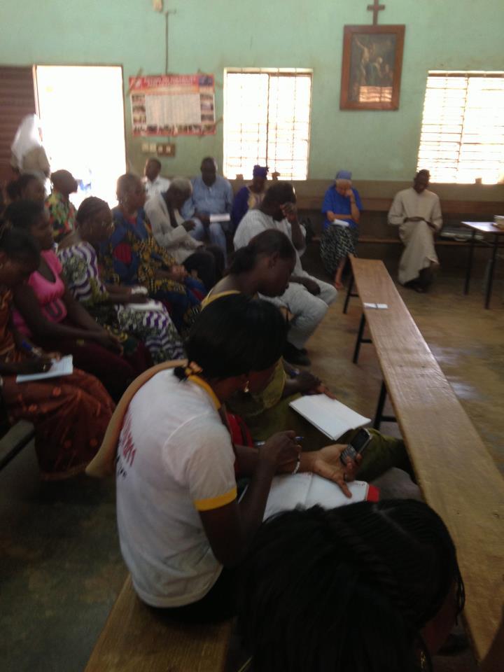 Service Civique chez CIEUX au Burkina Faso