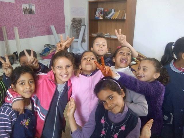 IL Y A UN AN DÉJÀ, MARINA, PREMIÈRE VOLONTAIRE EN SERVICE CIVIQUE AVEC CIEUX EN TUNISIE, TERMINAIT SA MISSION AUPRÈS DE L'ASSOCIATION